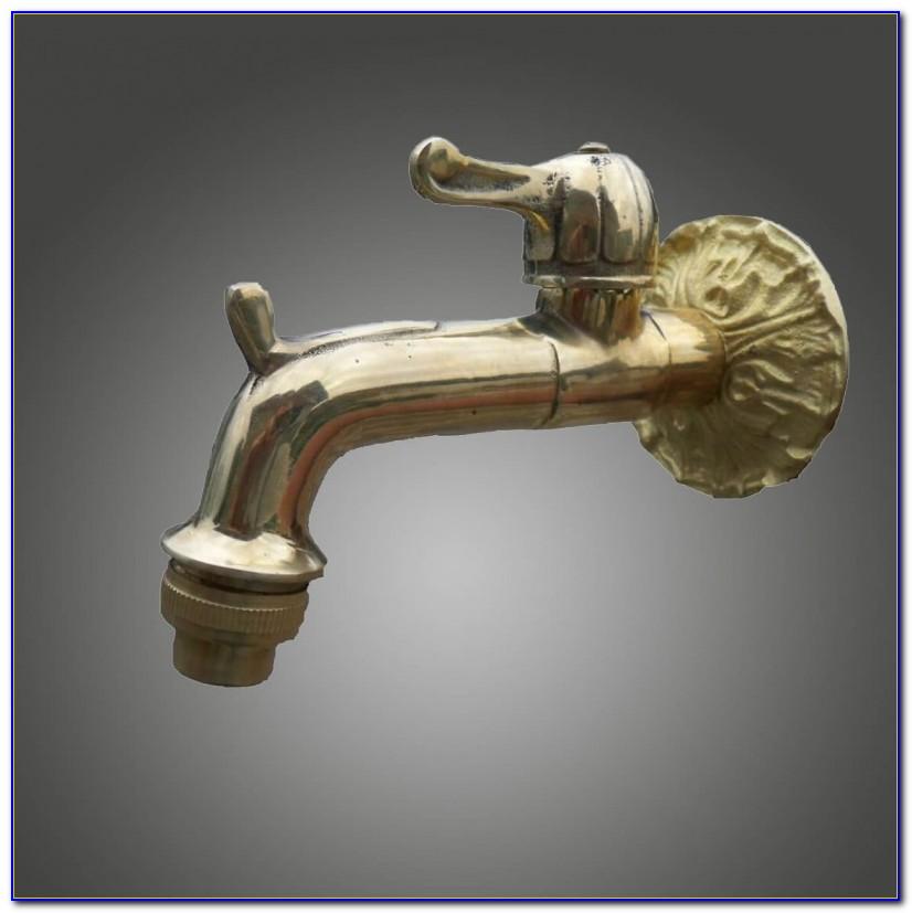 Wasserhahn Messing Gesundheit