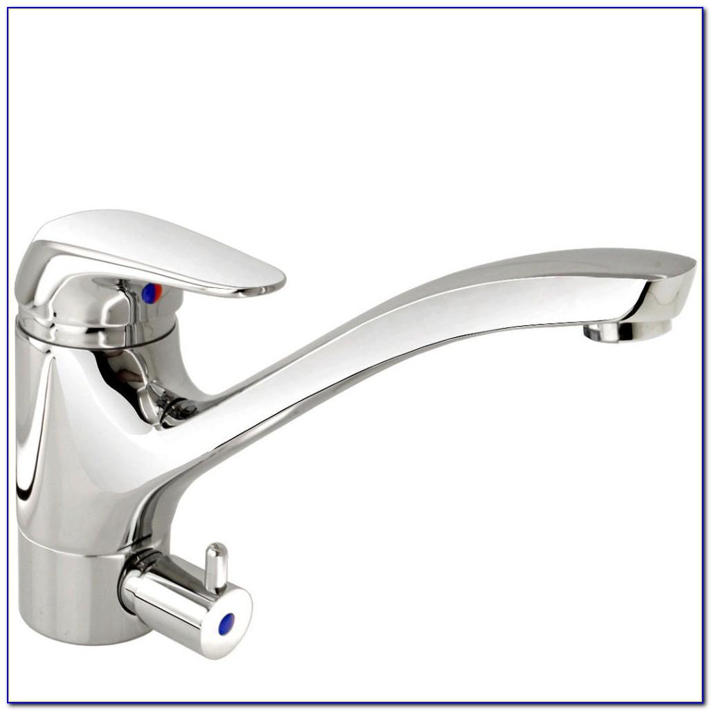 Wasserhahn Mit Spülmaschinenanschluss Und Brause