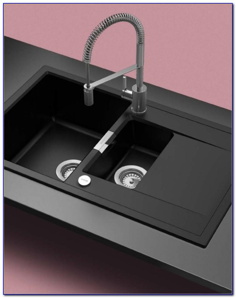 Wasserhahn Montage Im Spülbecken