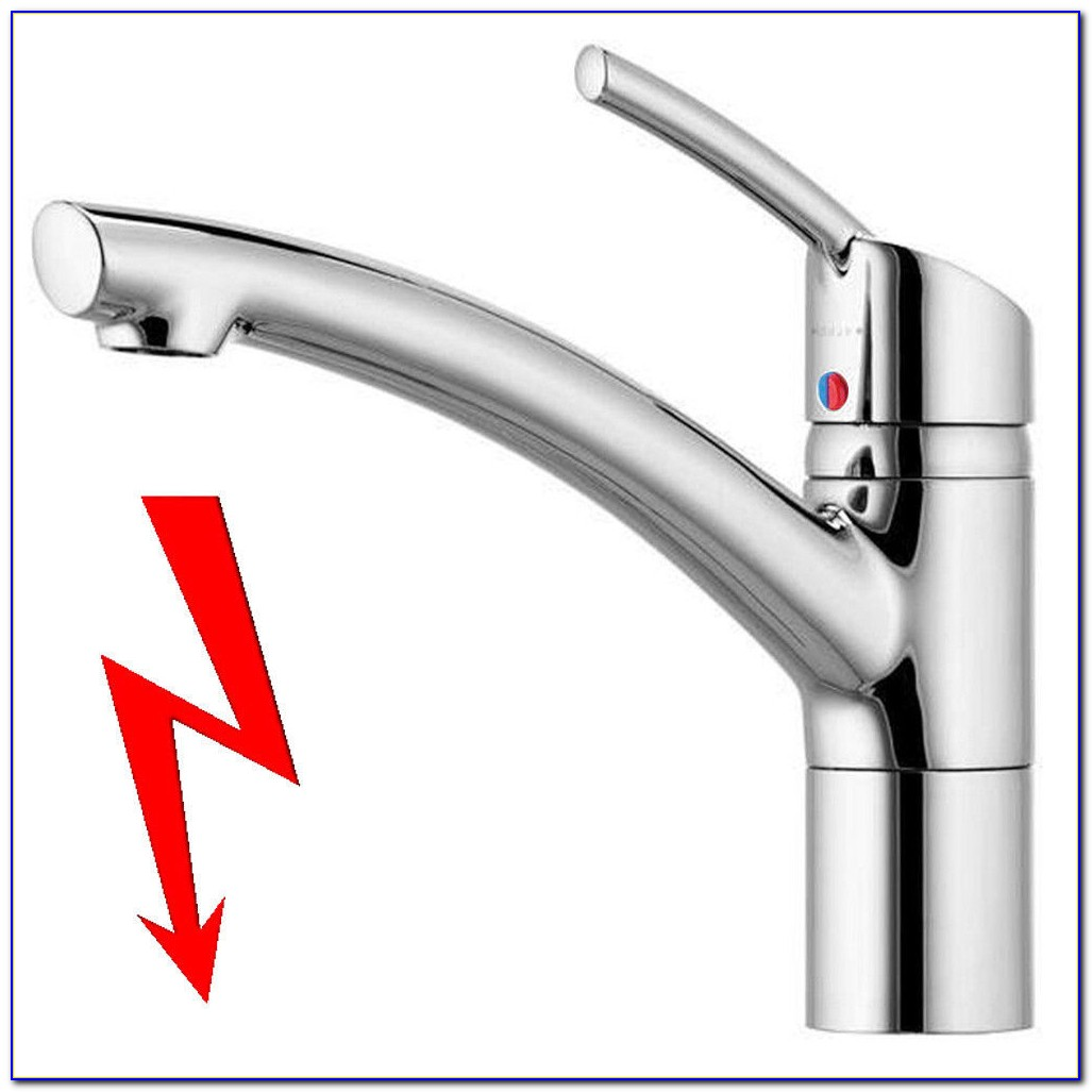 Wasserhahn Niederdruck Bad