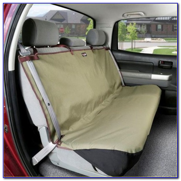 Waterproof Vehicle Bench Seat Cover