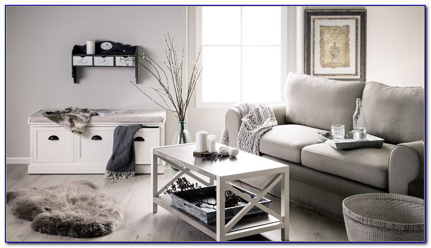 Weiße Antike Möbel