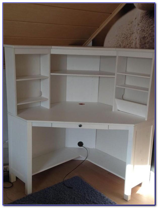 Weißer Schreibtisch Ikea