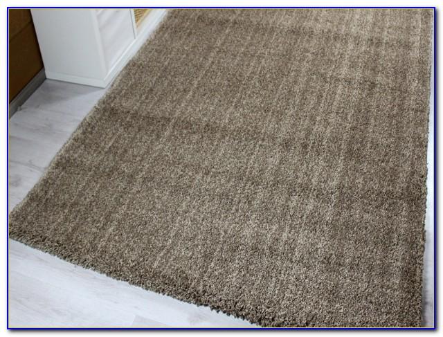 Weißer Shaggy Teppich Reinigen