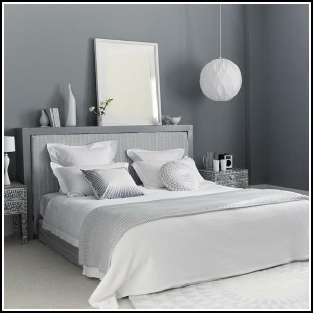 Weißes Schlafzimmer Dekorieren