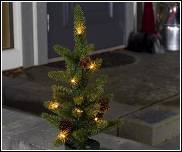 Weihnachtsbaum Mit Beleuchtung 60 Cm