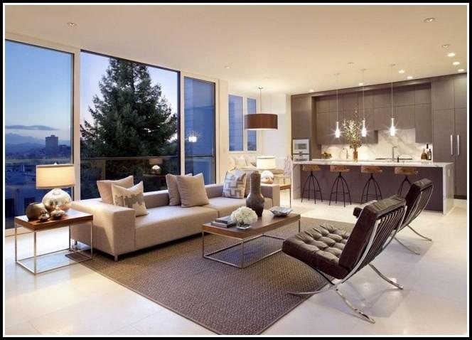 Weisse Fliesen Wohnzimmer