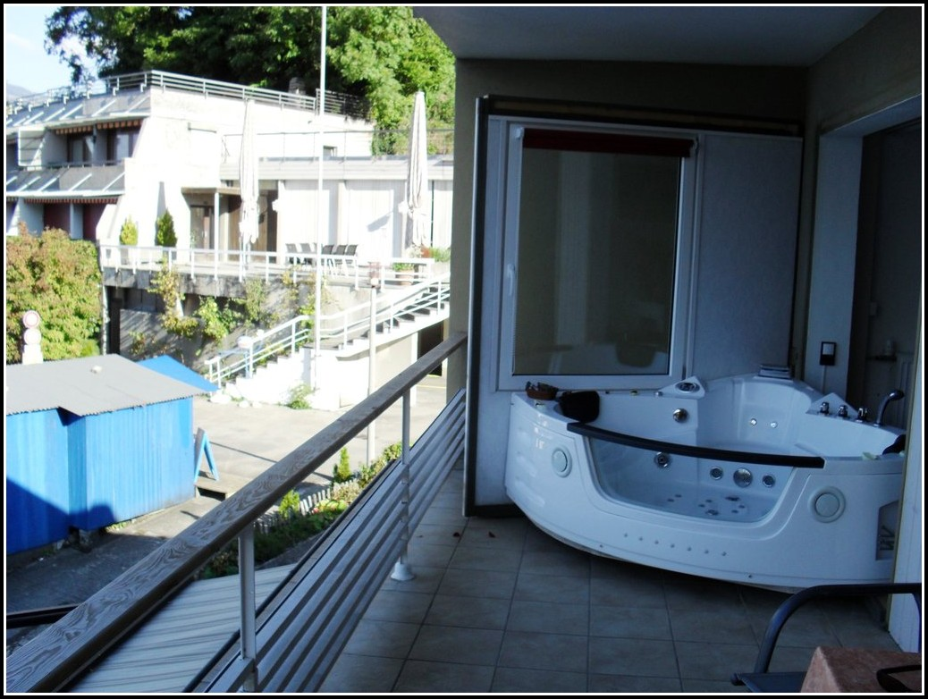 Whirlpool Auf Balkon Statik