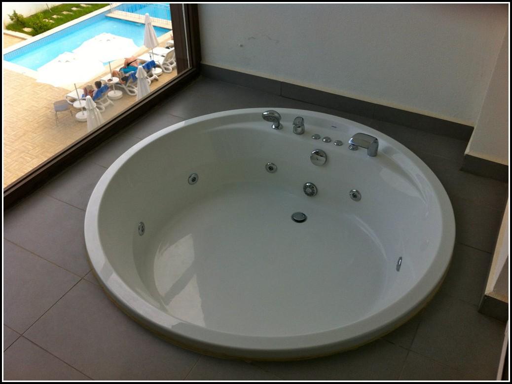 Whirlpool Auf Balkon Stellen