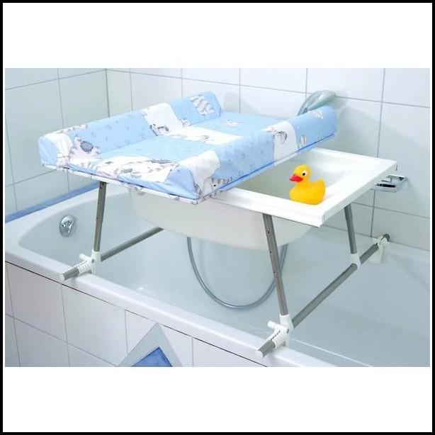 Wickeltisch Auf Badewanne Selber Bauen