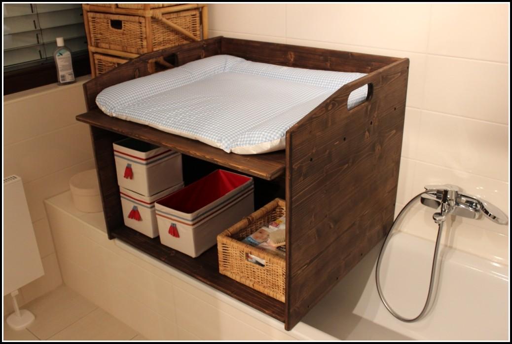 Wickeltisch Für Badewanne Selber Bauen