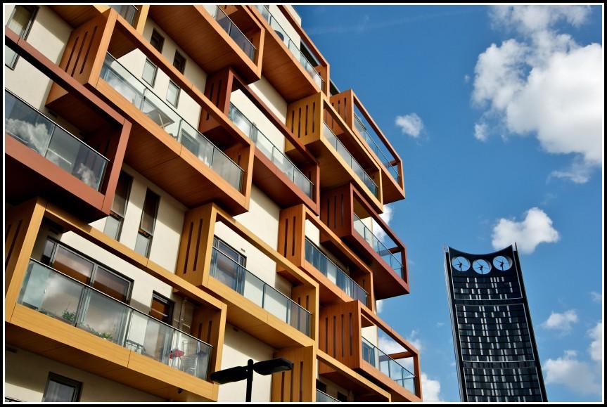 Windschutz Für Balkon Glas