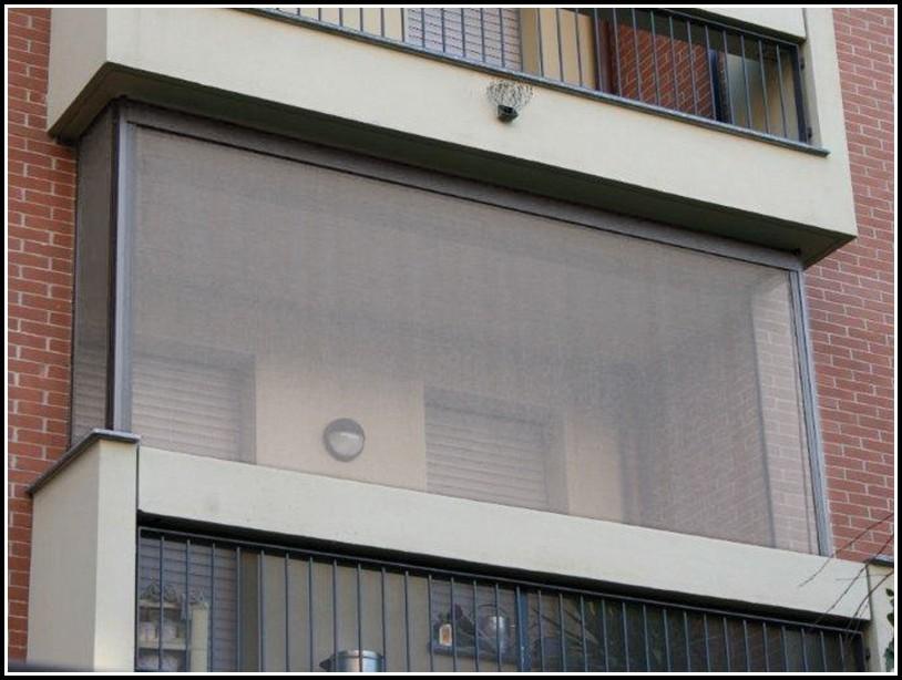 Windschutz Für Balkon Transparent