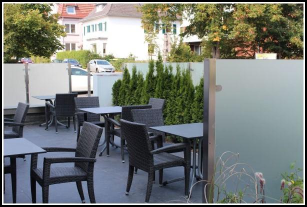 Windschutz Fr Balkone