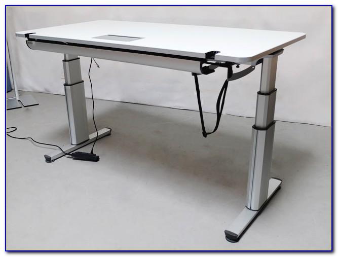 Wini Schreibtisch Höhenverstellbar