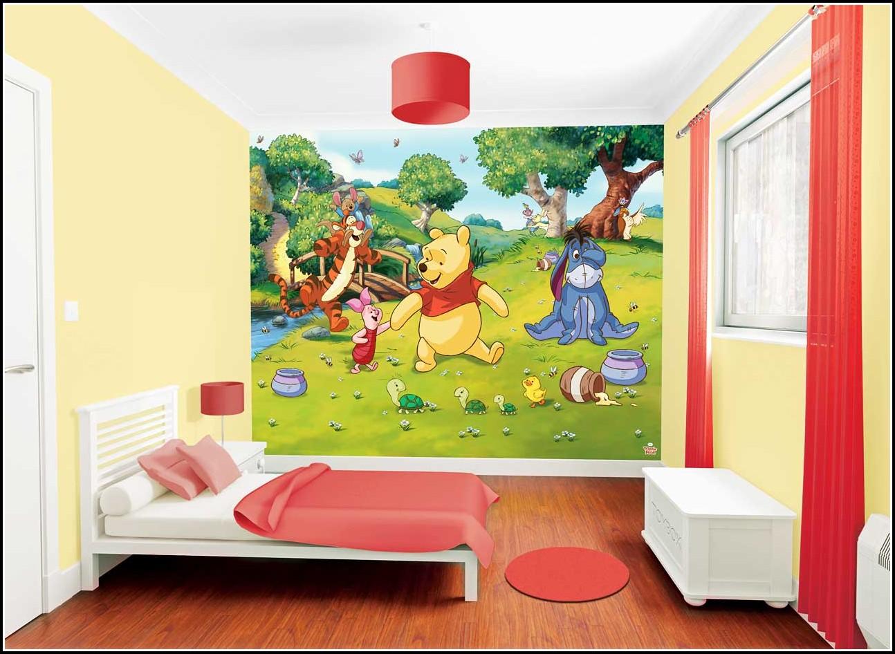 Winni Pooh Kinderzimmer Set