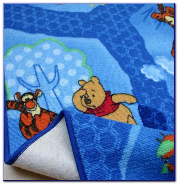Winni Pooh Teppichboden