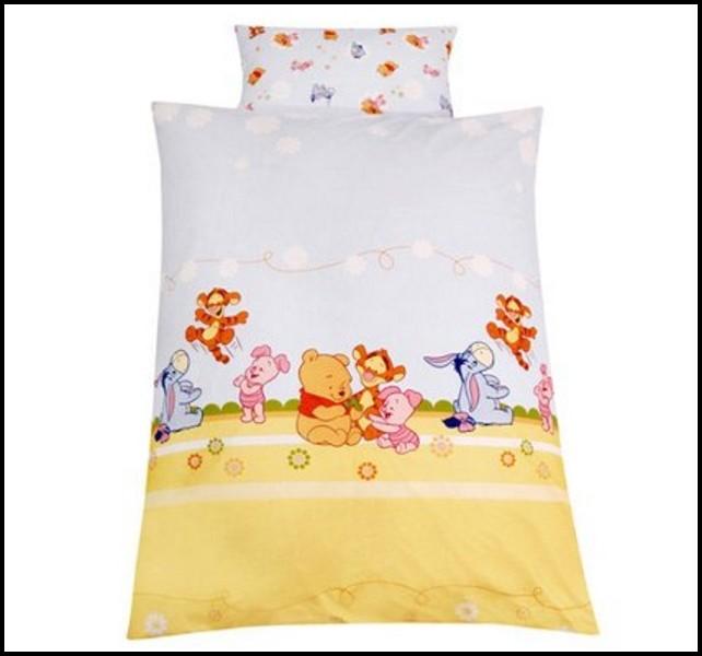 Winnie Pooh Bettwäsche Set