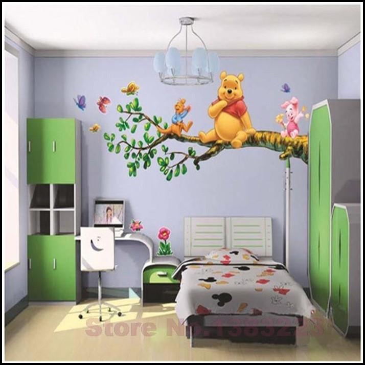 Winnie Pooh Kinderzimmer Wandbilder