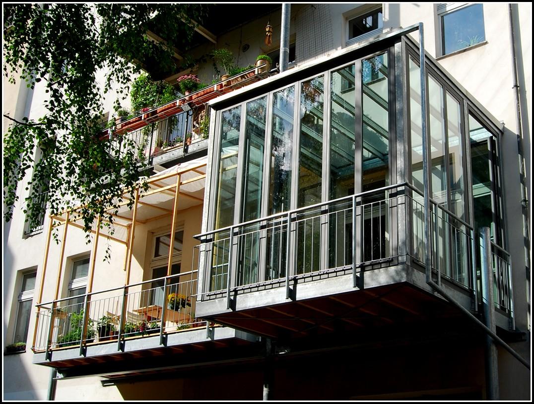 Wintergärten Mit Balkon