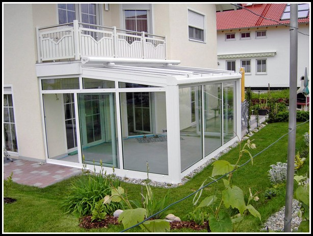 Wintergarten Auf Balkon Baugenehmigung