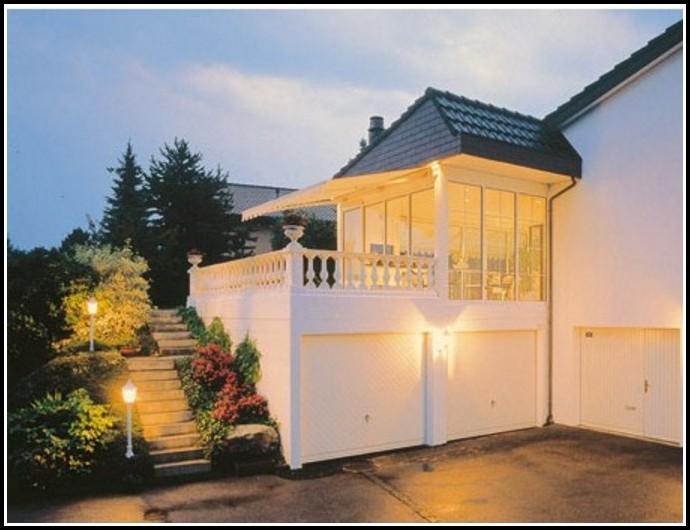 Wintergarten Terrassenüberdachungen
