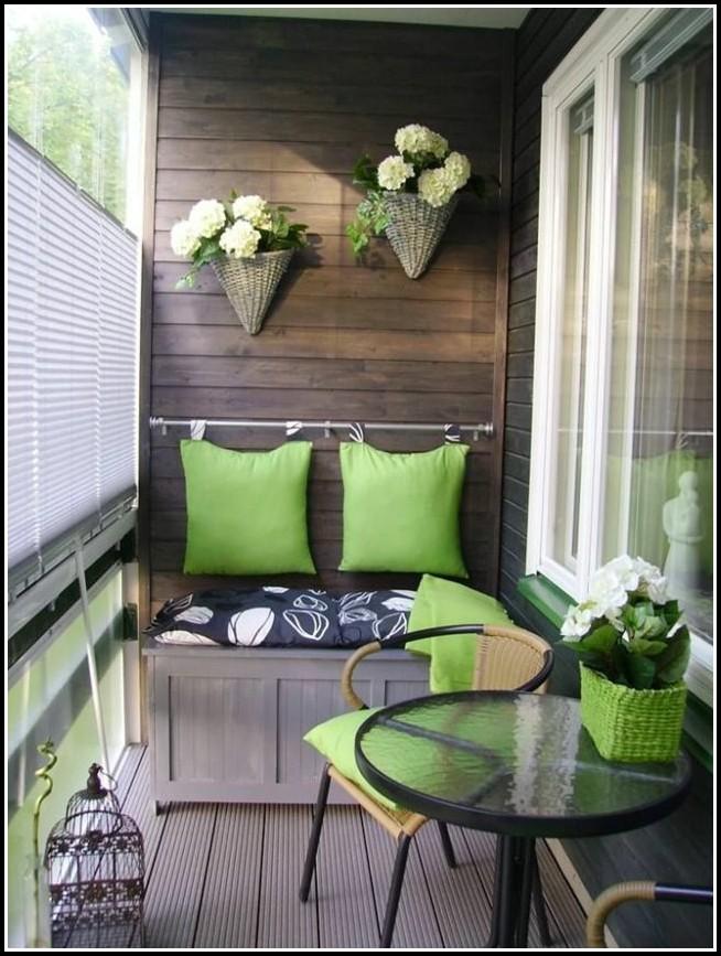 Winterharte Pflanzen Balkon Südseite