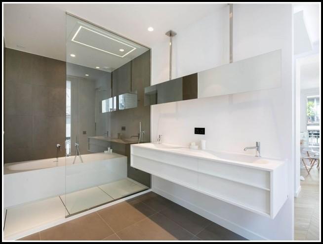 Wohnung Dusche Badewanne Kombination