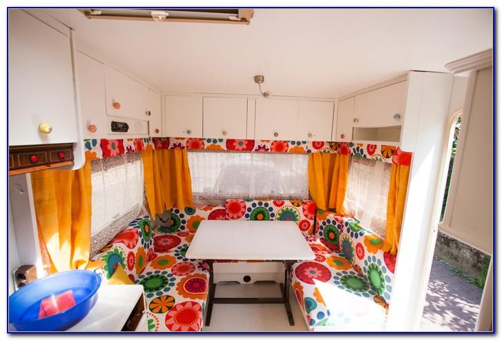 Wohnwagen Vorhang Nähen