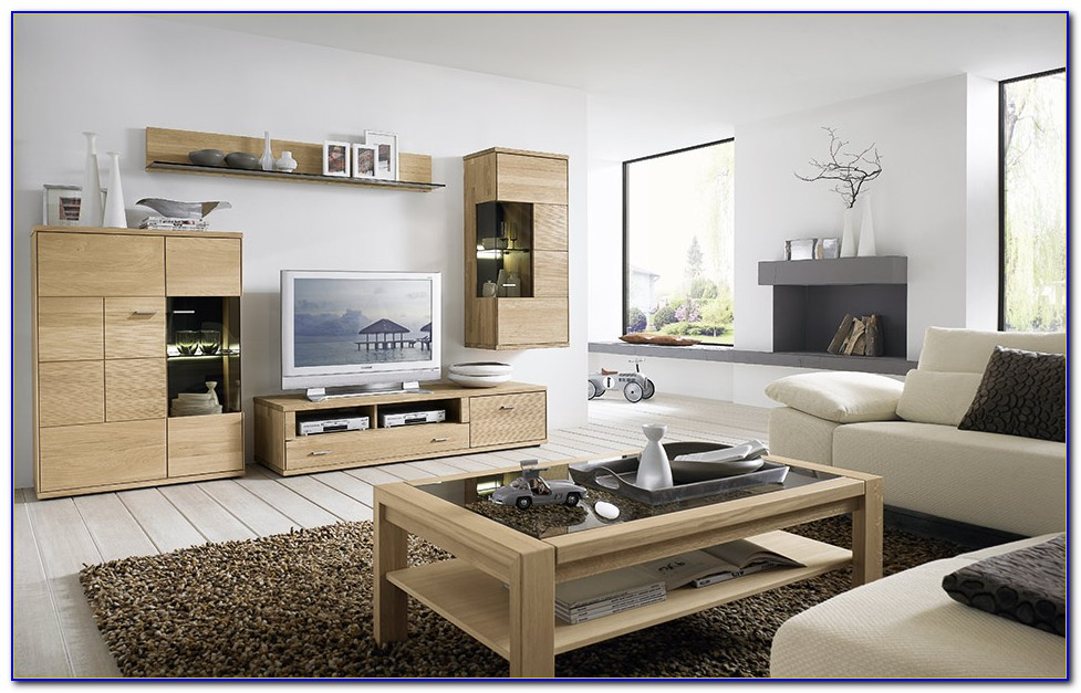 Wohnwand Weiß Möbel Martin