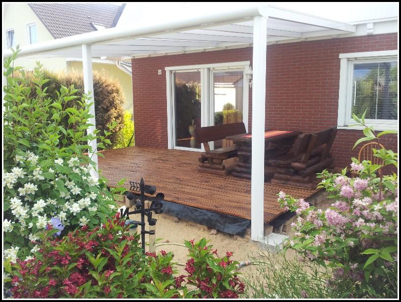 Wpc Terrasse Unterkonstruktion Holz