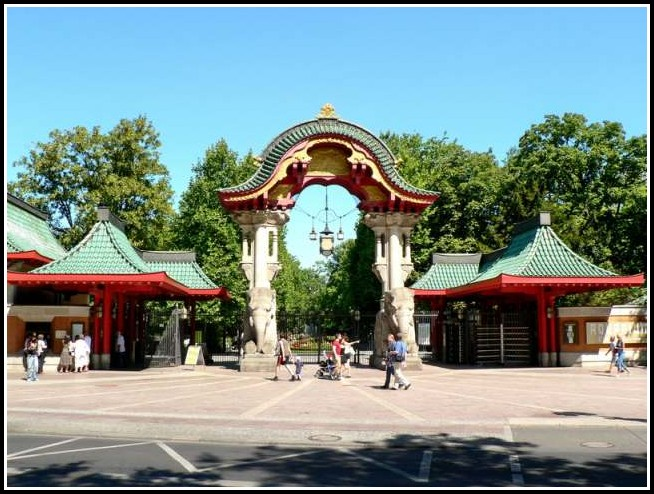 Zoologischer Garten Berlin Bahnhof