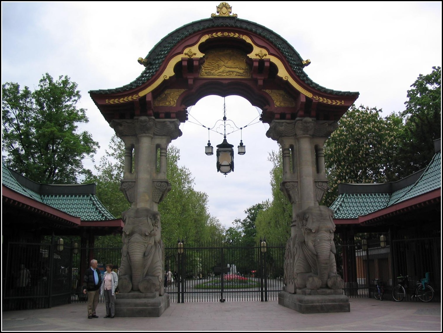 Zoologischer Garten Berlin Station