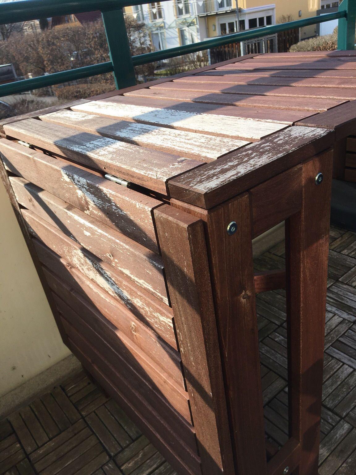 Balkontisch Und Stühle Ikea