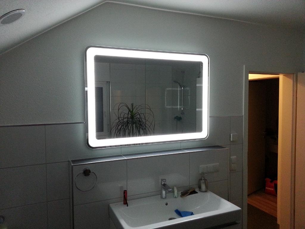 Bauhaus Badezimmerspiegel Mit Beleuchtung