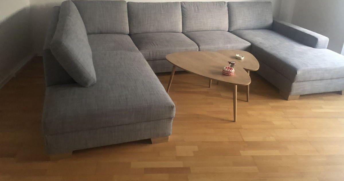Ecksofa Ikea Sofa Grau