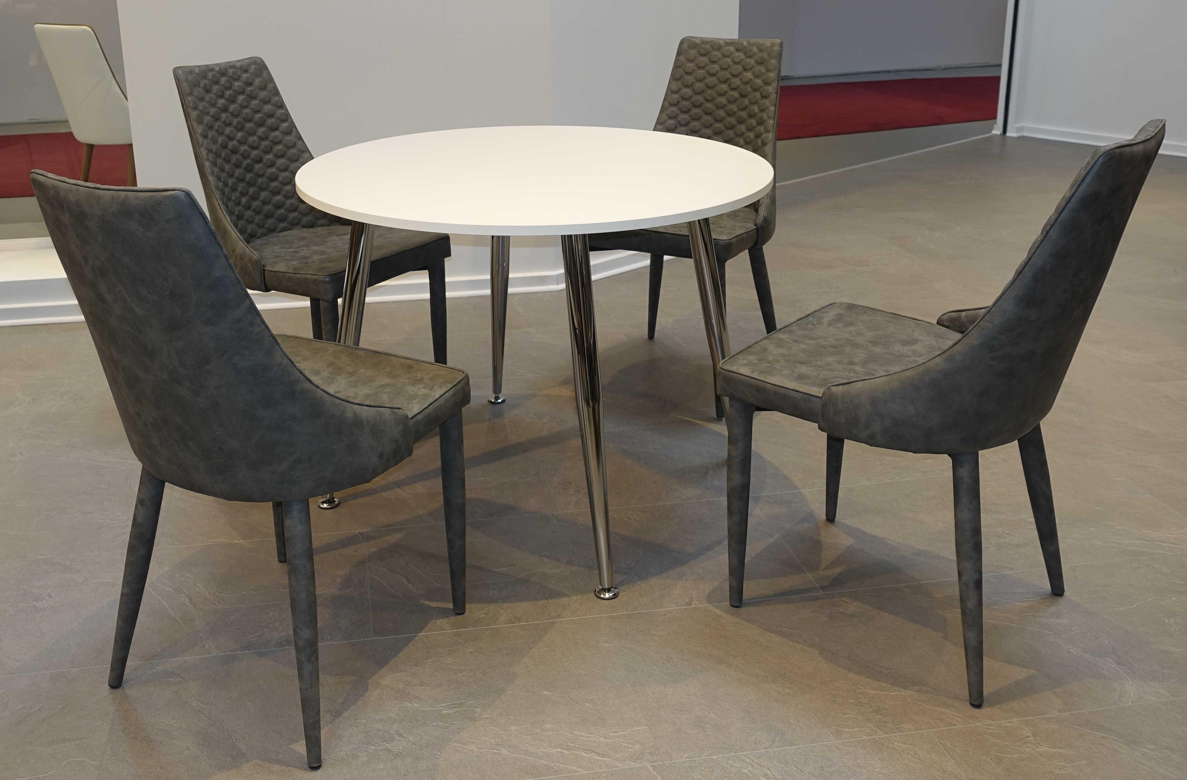 Esszimmer Weiß Ikea Stühle