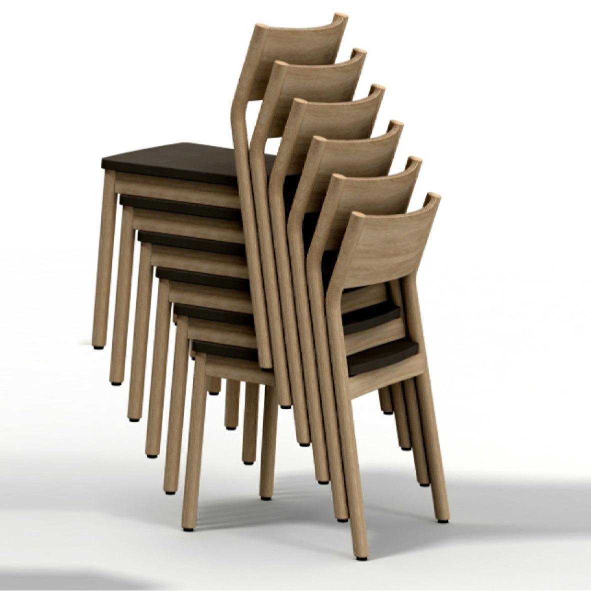 Gastro Stühle Stapelbar