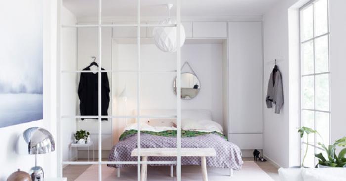Großes Schlafzimmer Gemütlich Einrichten