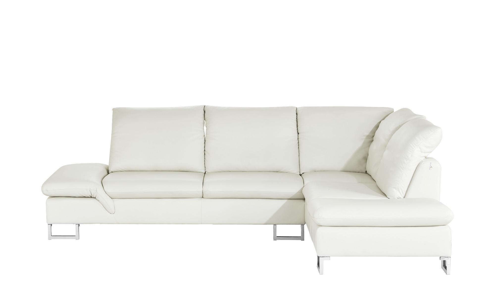 Höffner Couch Leder