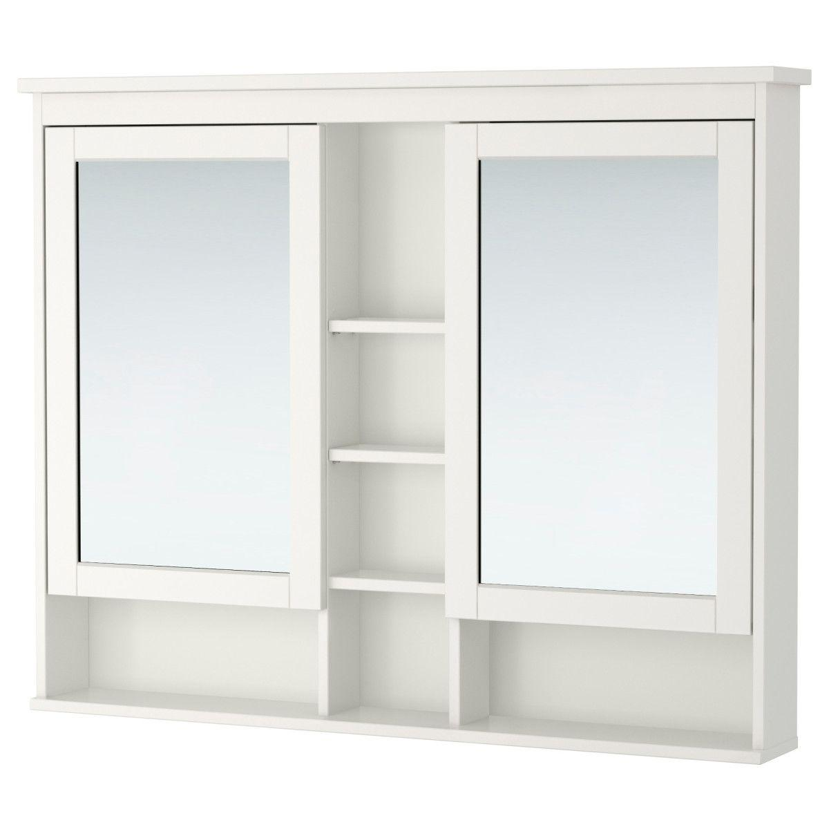 Holz Spiegelschrank Bad Ikea