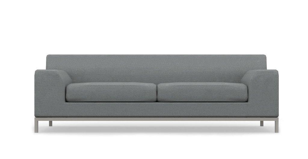 Ikea 3er Sofa Grau