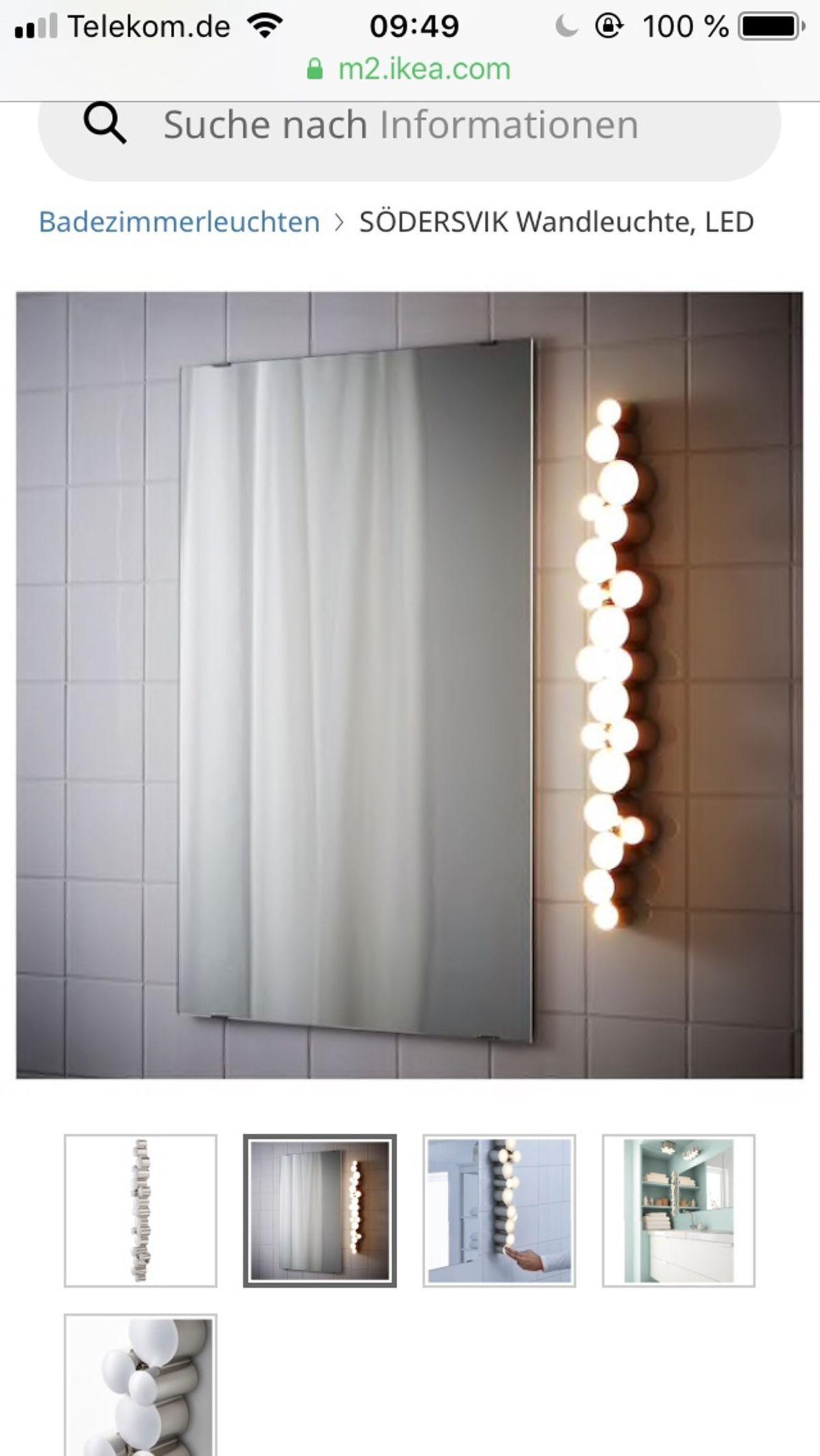 Ikea Badezimmer Lampe