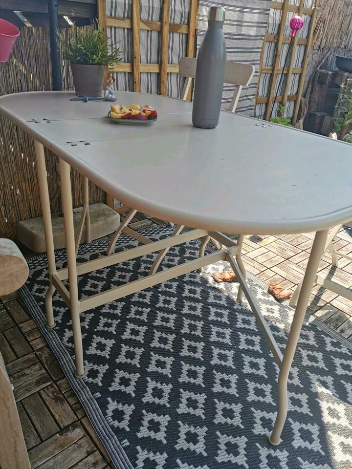 Ikea Balkontisch Metall