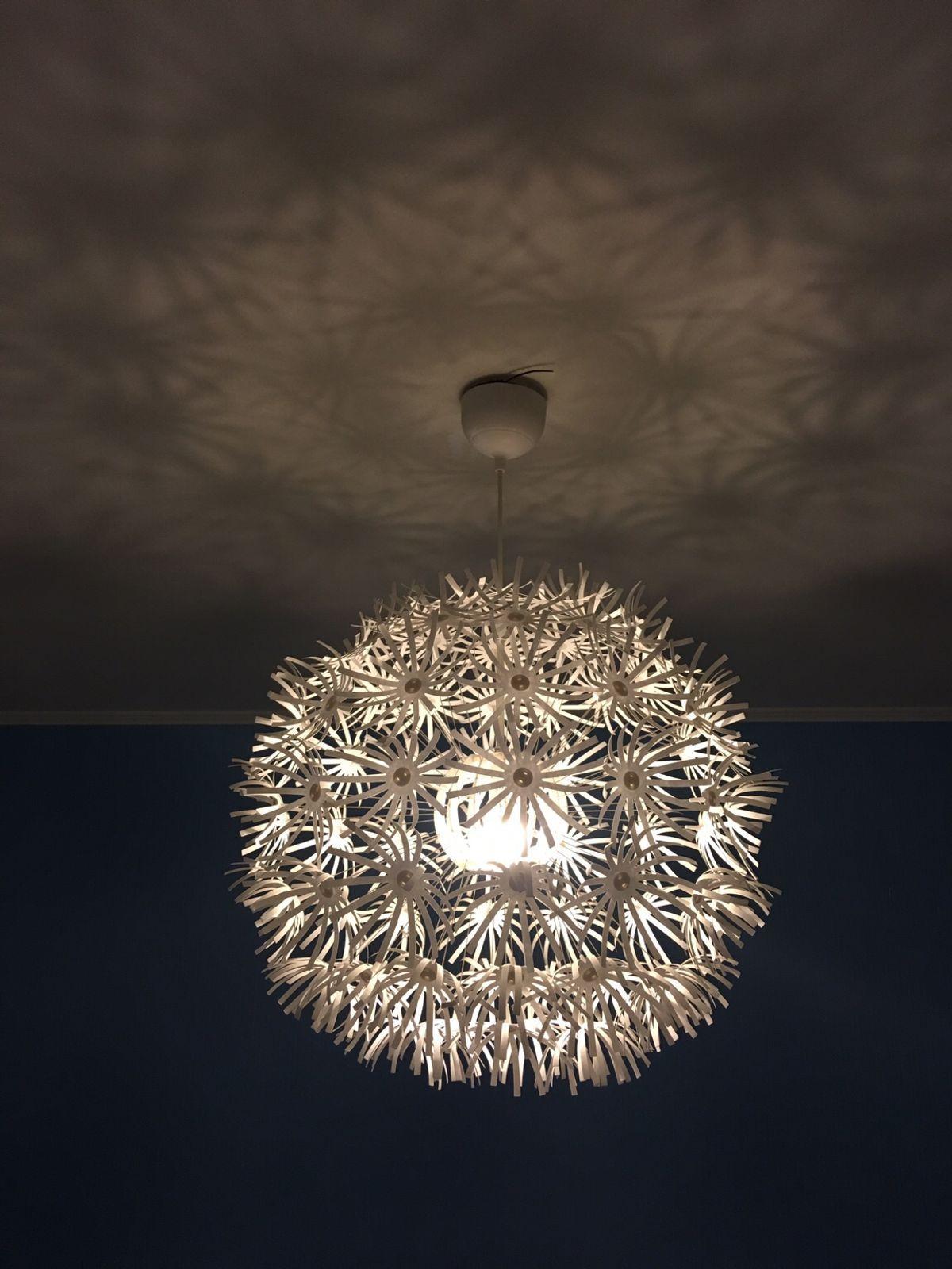 Ikea Deckenlampe Metall