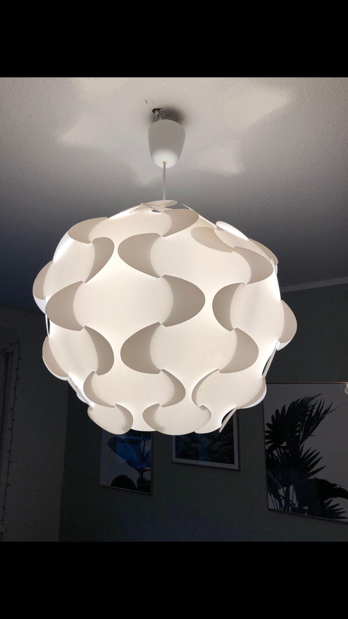 Ikea Deckenlampe Papier