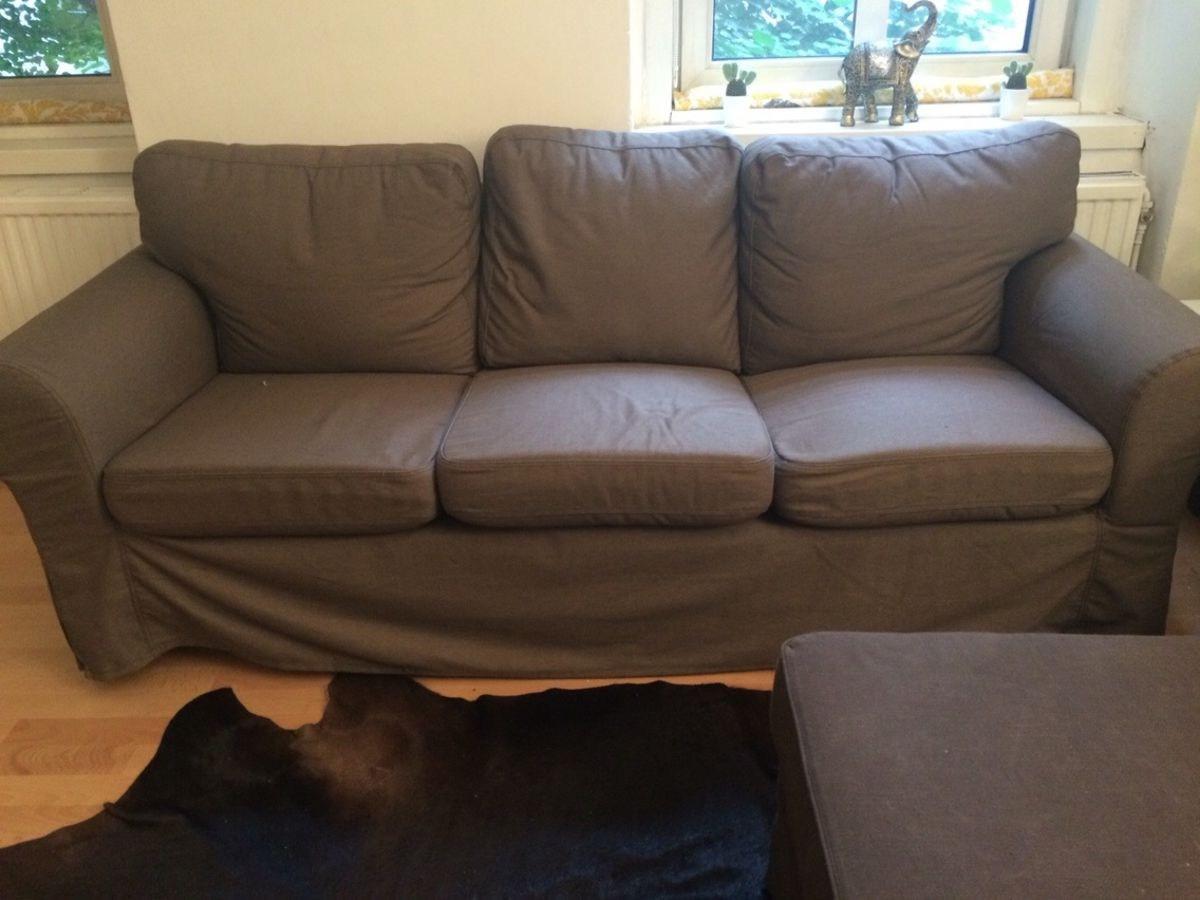Ikea Ektorp 3er Sofa