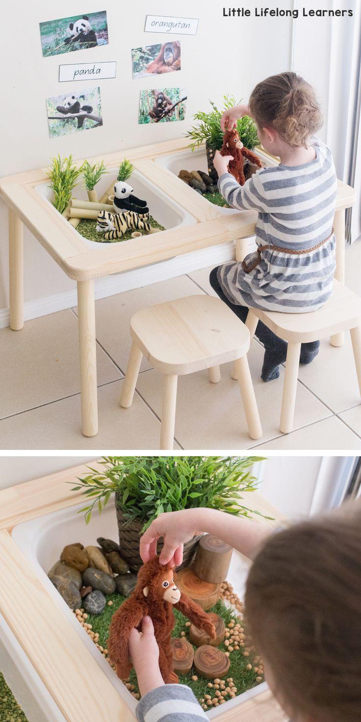 Ikea Kindertisch Flisat
