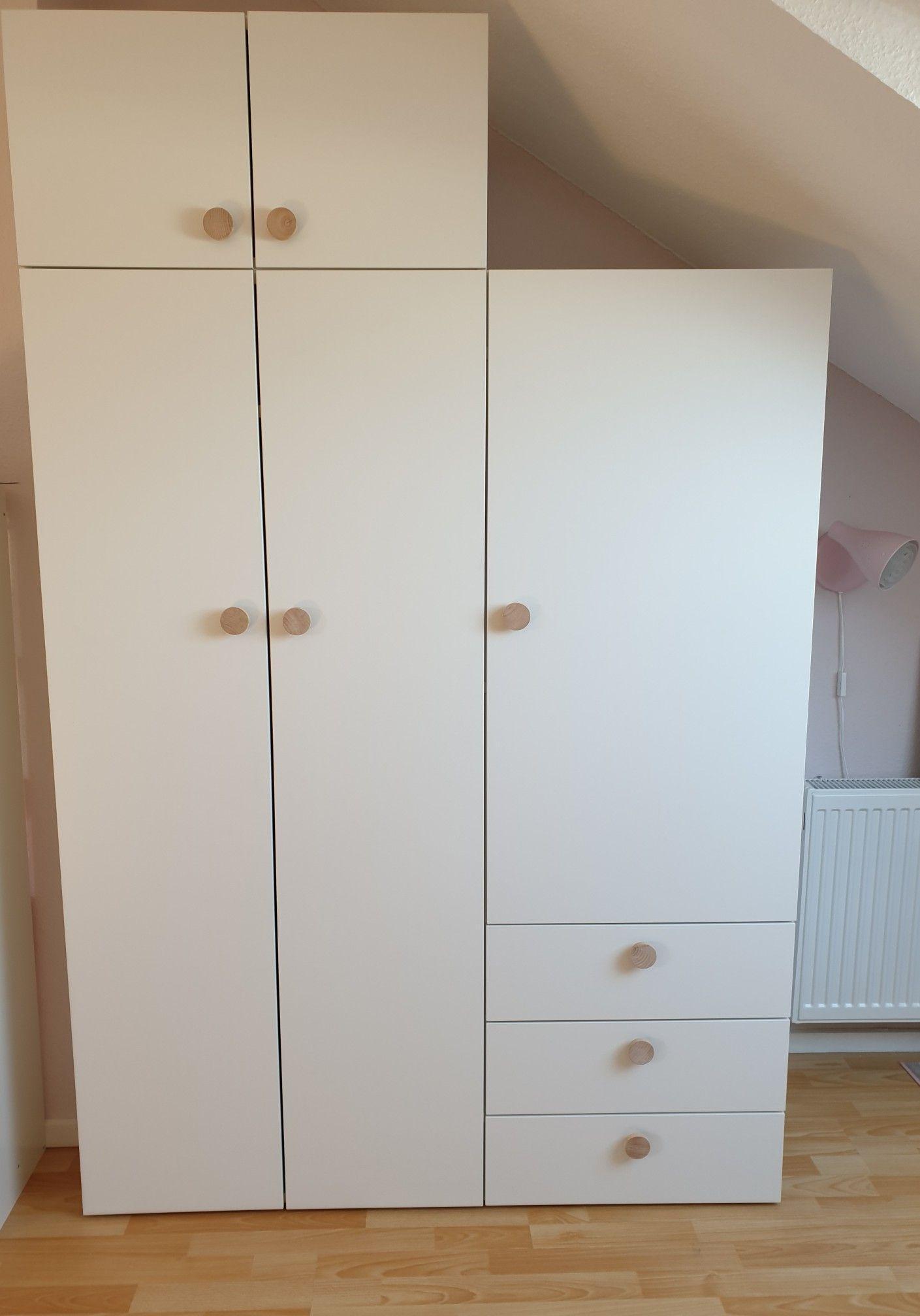 Ikea Kleiderschrank Holz