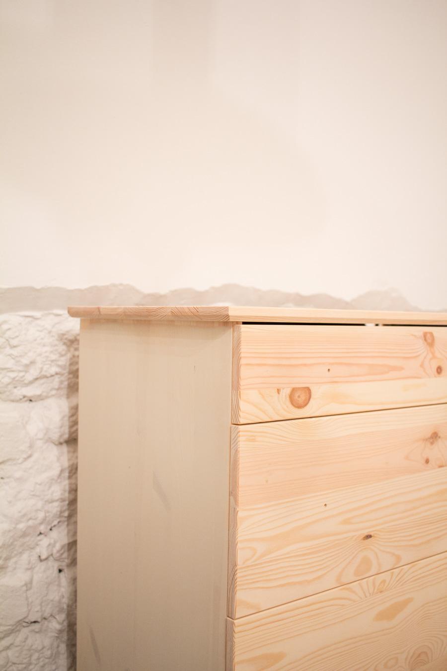 Ikea Kommode Holz Unbehandelt